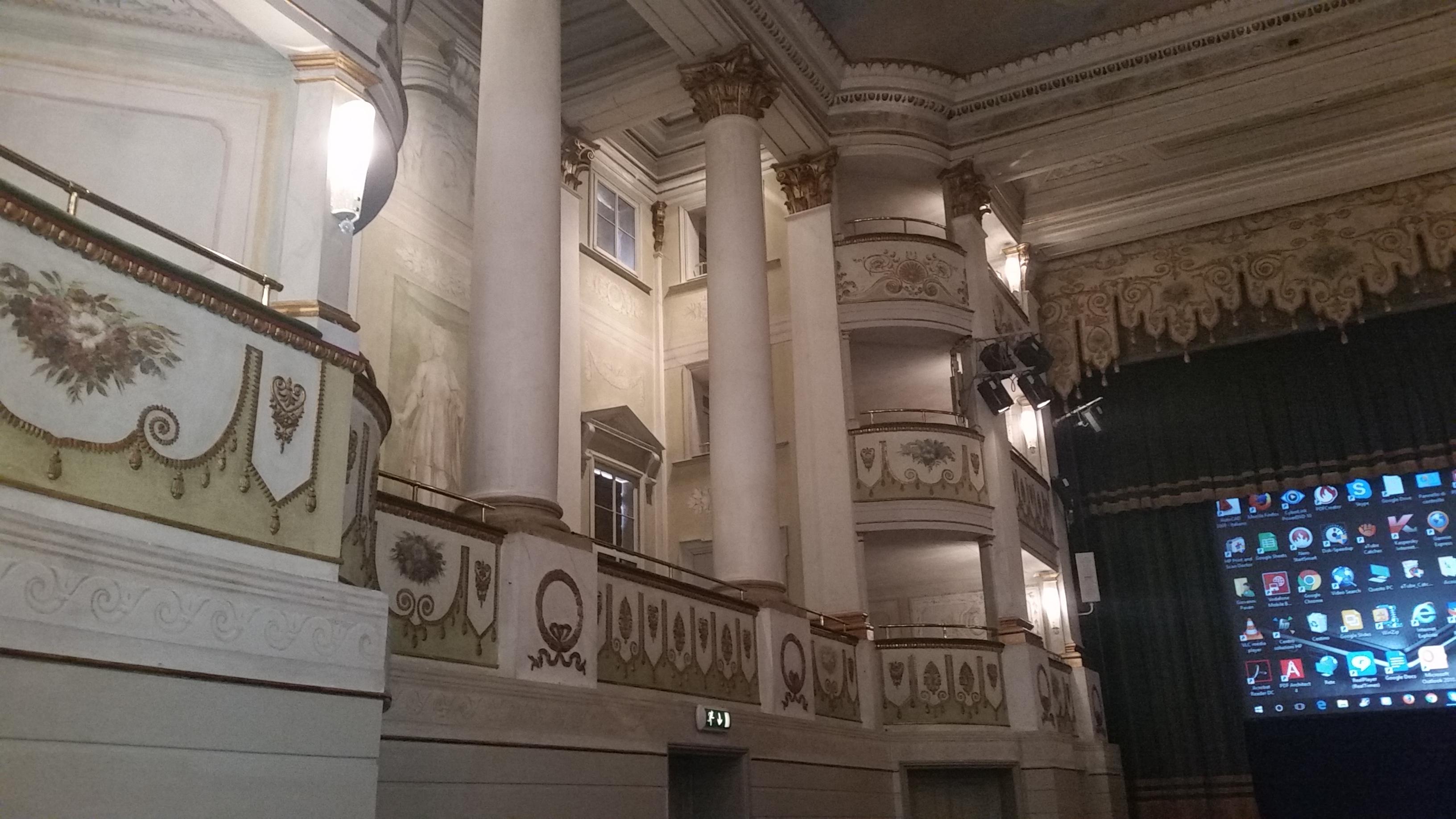 Il Teatro Accademico
