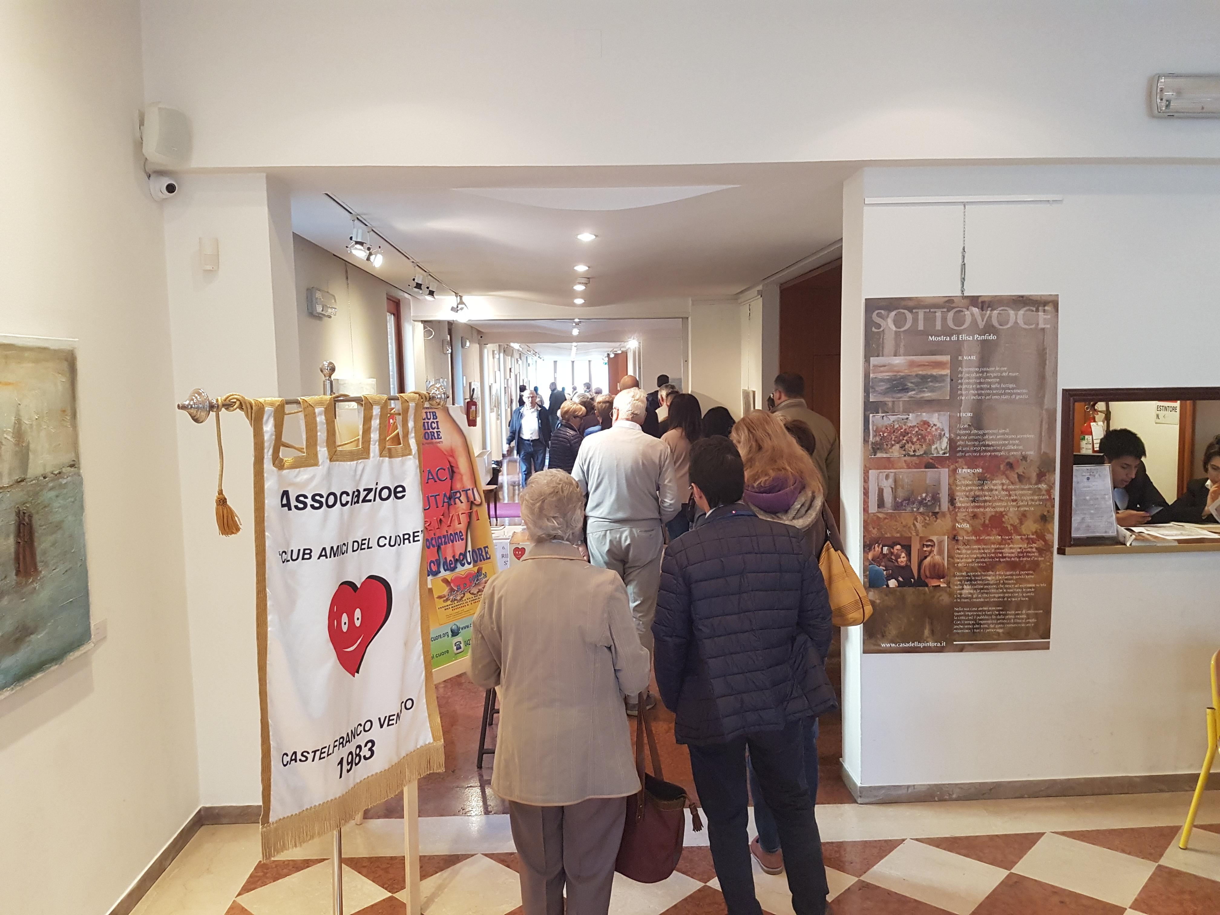 giornata mondiale del cuore Teatro Accademico Castelfranco Veneto 15/10/2017